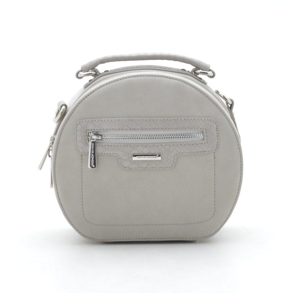 8005bf5f614f Круглая женская сумка D. Jones 5714-2, цена 674 грн., купить Вишневое —  Prom.ua (ID#644911703)