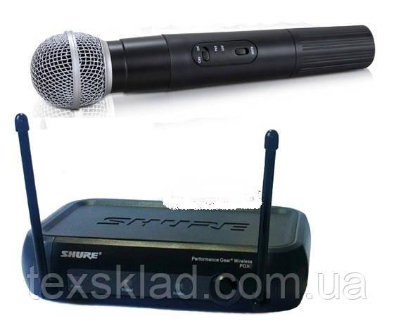 Беспроводной микрофон Shure PGX-8
