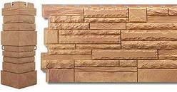 """Фасадні панелі """"Селястий камінь"""""""