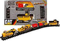Toy State  Строительный экспресс CAT (55651)