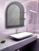 Зеркало для ванной комнаты 600х800 мм Ф27