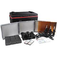 Набор студийного света Aputure Amaran LED Video Light KIT HR672KIT CRI95+ (HR672KIT-SSС)