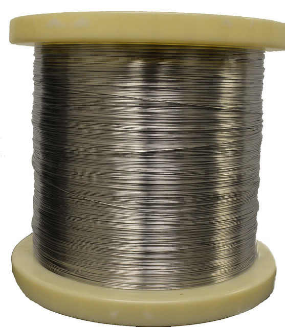 Проволока нержавеющая жёсткая д.2 мм