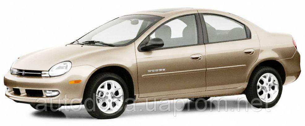 Защита картера двигателя и кпп Chrysler Neon 2000-