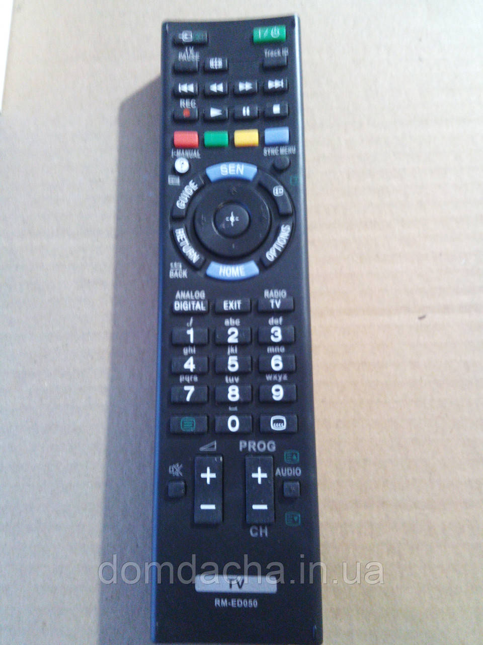Пульт для телевизора Sony RM-ED050