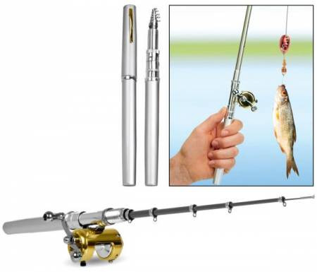 Ручка - удочка Fishing Rod Pen - Интернет-магазин Elektromax в Киеве