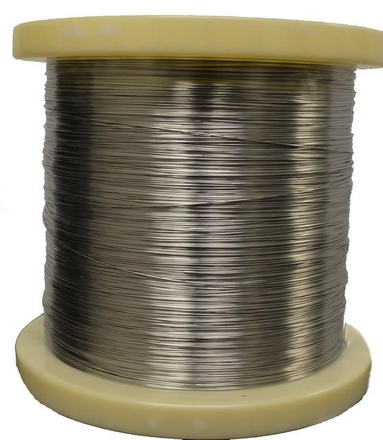 Проволока нержавеющая жёсткая д.3 мм