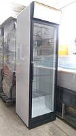 Холодильный шкаф однодверный бу., шкаф стеклянная дверь б/у.