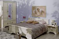 Мебель в спальню IDENTO Black Red White