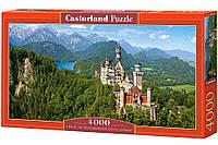 "Пазлы Castorland 4000 ""Замок Нойшванштайн, Германия"", С-400218"