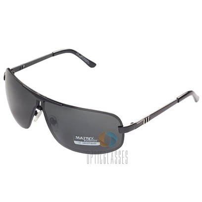 Очки Matrix Polarized  08387SM black1