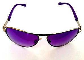 Детские солнцезащитные очки Cardeo Purple Space