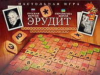 Настольная игра Эрудит 2в1