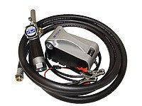 Насос для перекачування палива Light Tech 12В, 40 л / хв