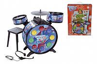 Музыкальный инструмент Барабанная установка Simba Toys 683 4988