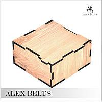 Подарочная коробка для ремней