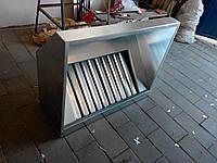 Производство вытяжных зонтов из оцинкованной стали 1400, 1200, Оцинкованная сталь, 400