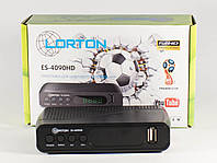 Цифровой Т2 тюнер LORTON ES-4090HD WiFi+YouTube+IPTV