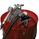 Бочковий насос для заправки і перекачування дизельного палива PTP 24В, 40 л / хв