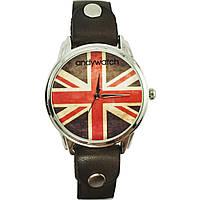 Наручные часы на эксклюзивном ремешке Британский флаг