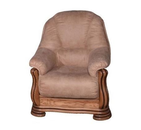 Шкіряне крісло Саванна