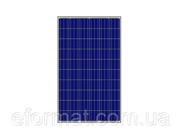 Солнечная панель AmeriSolar AS-6P30-285, 285 Вт, Poly