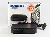 Цифровой Т2 тюнер Romsat TR-0017HD