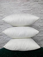 Подушка под наволочку 50х50 (жакард, холлофайбер)