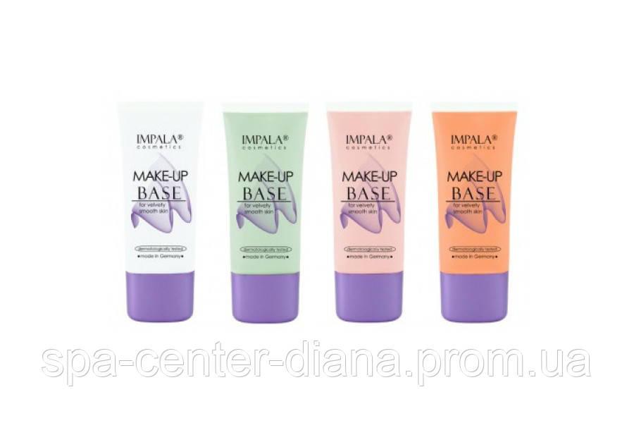 Основа под макияж  для всех типов кожи светлых тонов Pink /розовая/ - для придания ʺсияние кожиʺ