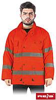 Куртка утепленная рабочая Reis Польша (зимняя рабочая одежда) K-BLUER C