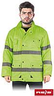Куртка утепленная рабочая Reis Польша (зимняя рабочая одежда) K-BLUER Y
