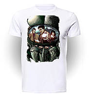 Футболка мужская GeekLand Торчвуд Torchwood Alien TW.01.001