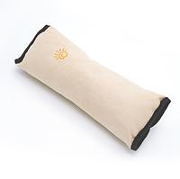 Детская подушка на ремень безопасности Бежевый (04135)