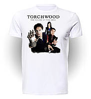 Футболка мужская GeekLand Торчвуд Torchwood House of the Dead TW.01.002