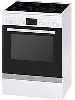 Электрическая плита Bosch HCA643220Q (4 зоны нагрева, духовка 66 л)