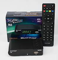 Цифровой Т2 тюнер World Vision T63