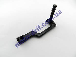Ножка заводная 4т GY6-50/60/80сс ( круглая подножка)