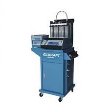 Установка для диагностики и чистки форсунок G.I. KRAFT GI19114