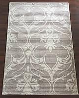 Прямоугольный бежевый ковер, фото 1