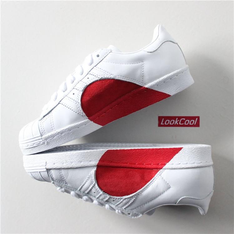 new concept 79a0c a0c97 Кроссовки Adidas Superstar адидас мужские женские CQ3009 реплика