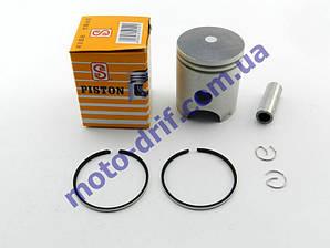 Поршень YB-100, o-52 мм, палец o-14 мм