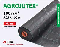 Геотекстиль тканий Agrojutex 100 g/m2  5.25x100 m