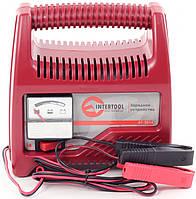 Автомобильное зарядное устройство для АКБ INTERTOOL AT-3014