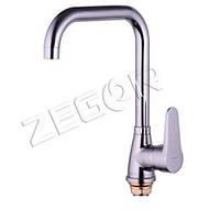 Смеситель для кухни ZEGOR Z83-SOP7-A146