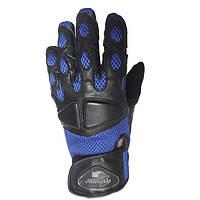 Мотоперчатки In Motion PIT-027 Blue (Распродажа)
