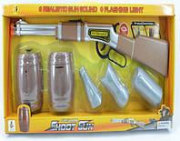 Игровой набор Тир, ружье, мишени, LC2025-1