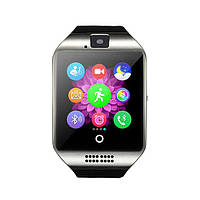 Смарт часы Smart Watch Phone Q18 Silver
