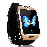 Смарт часы Smart Watch Phone Q18 Gold