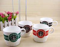 Набор чашек Starbucks(старбакс) для чая/кофе