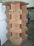 Стойка для выпечки и хлебобулочных изделий угловая, фото 2